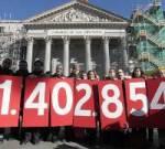 Por el derecho a la vivienda y contra el genocidio financiero