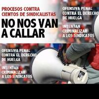 No nos van a callar_Campaña Huelga